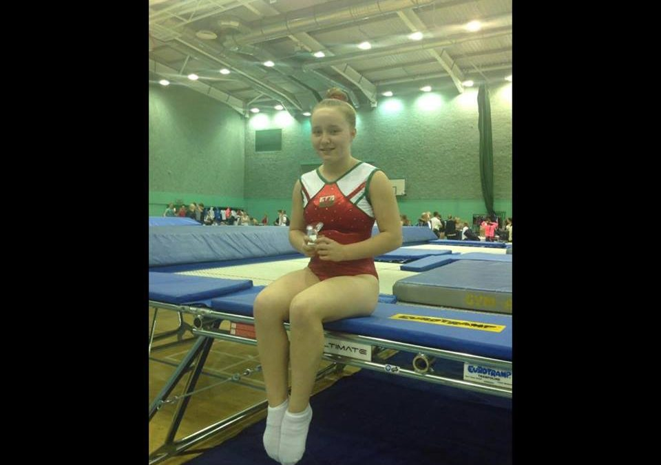NAGC's Ex-Gymnast to Compete in Junior Commonwealth