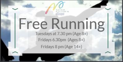 Free Running Classes