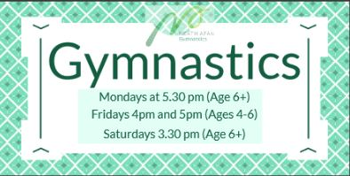 Gymnastics Classes 4+